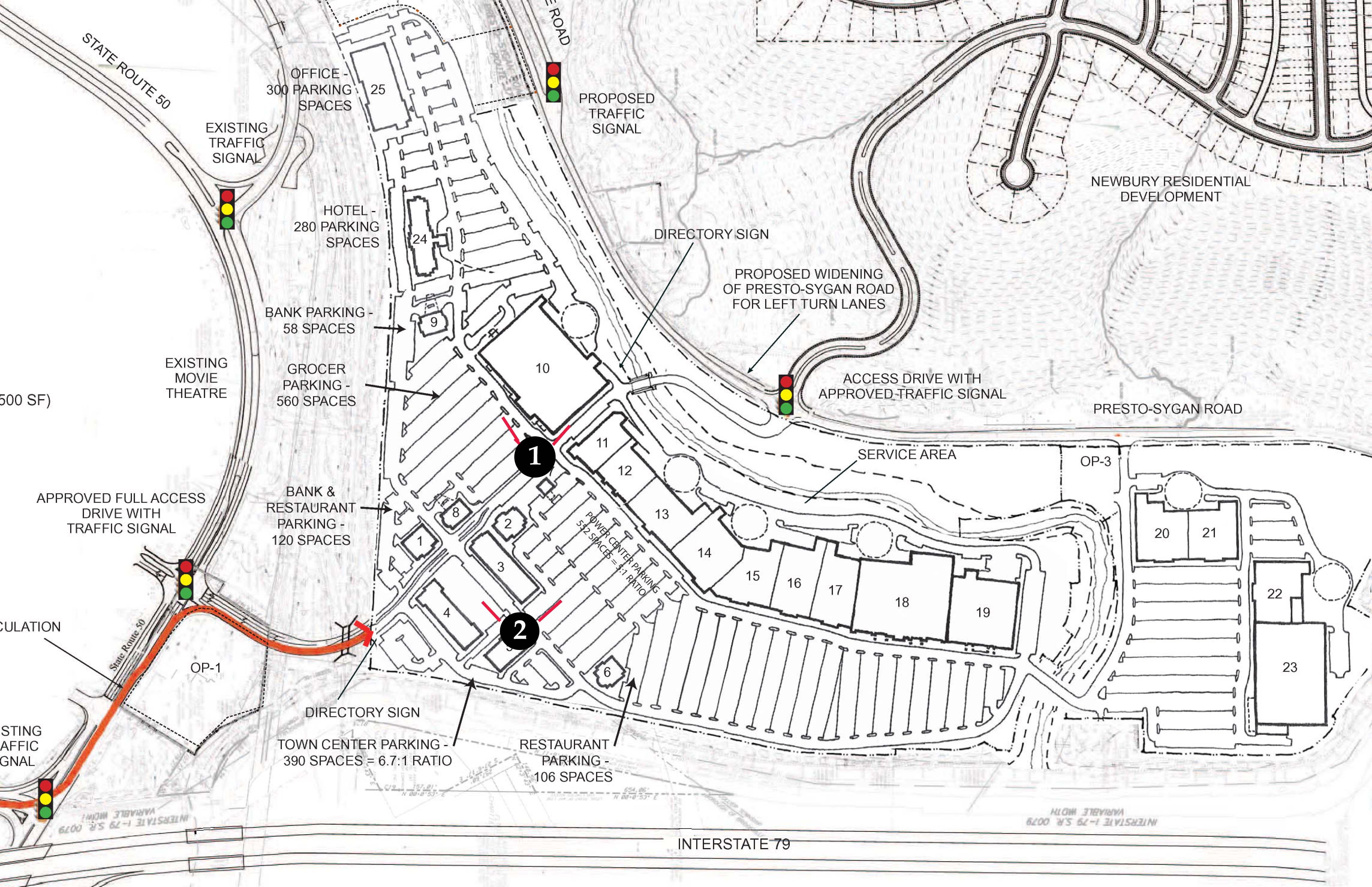 Newbury Market » Construction Update